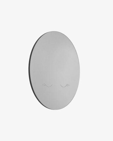Specchio rotondo da parete Ludmila Ø 50 cm