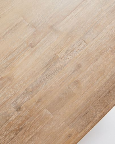 Tavolo Tiva 200 x 100 cm gambe incrociate