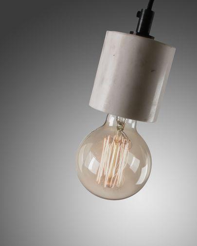 Campus pendant lamp white
