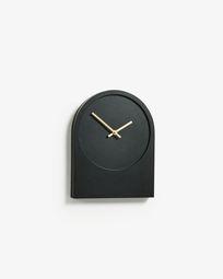 Relógio de parede Tania preto