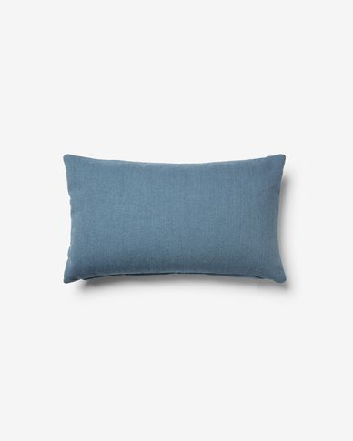 Kam cushion cover 30 x 50 cm blue