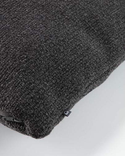 Fodera per cuscino Noa 30 x 50 cm grigio