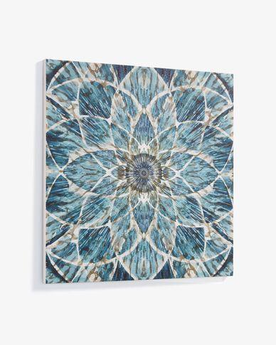 Selene canvas 80 x 80 cm