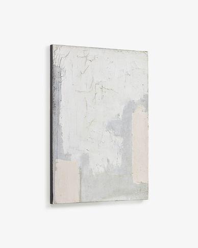 Tayla Leinwand mehrfarbig 50 x 70 cm