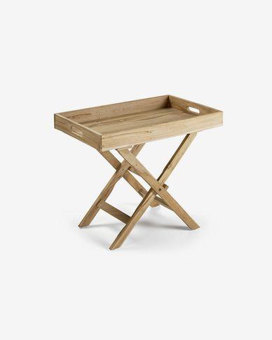 Tavolino pieghevole Xtray 70 x 45 cm