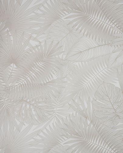Carta da parati Tropic grigio 10 x 0,53 m