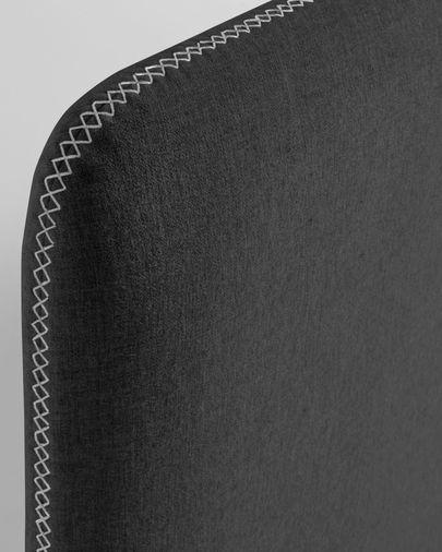 Llit Dyla 160 x 200 cm grafit