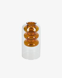 Vase Charlize orange