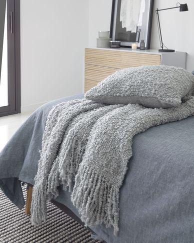 Corel grey blanket 125 x 150 cm