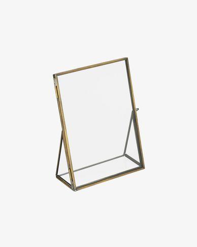 Alliana copper photo frame 13 x 18 cm