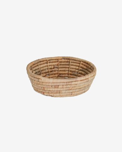 Cistella per servir Colomba fibres naturals