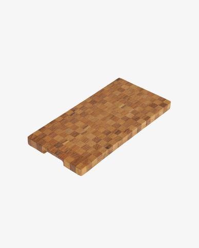 Taula de servir Aya fusta massissa acàcia