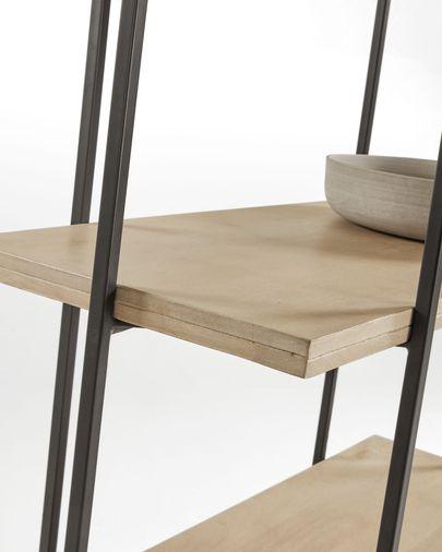 Estantería Palmia de madera maciza de mango 100 x 191 cm