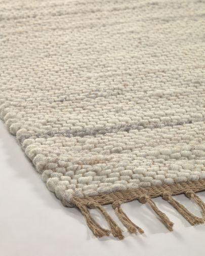 Tapis Paolina 160 x 230 cm beige