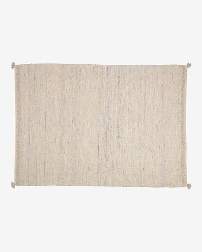 Alfombra Carime beige 160 x 230 cm
