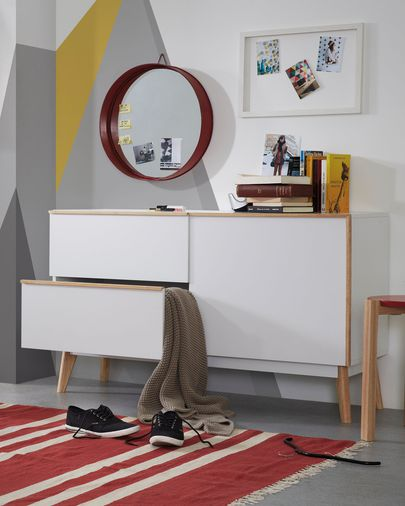 Melan dressoir 120 x 72 cm