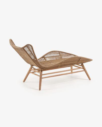 Chaise longue Zabel