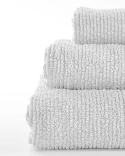 Toalha de banho Miekki pequena branco