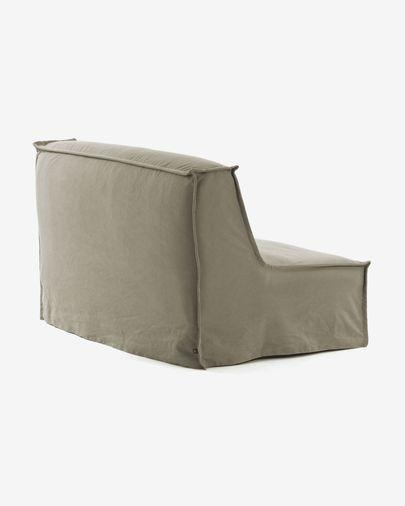 Sofá cama Lyanna 140 cm beige