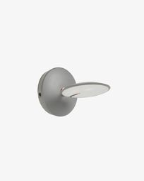Tannsy grey wall lamp