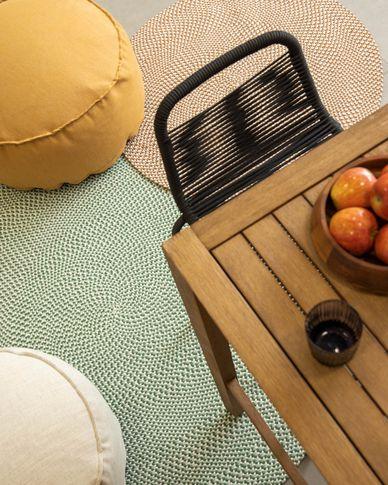 Rechthoekige tafel Coline 130 x 80 cm FSC 100%