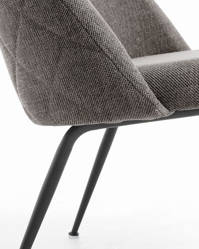 Grey Ivonne armchair