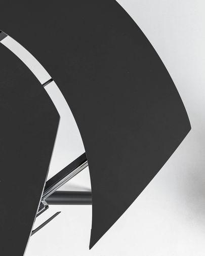 Yodalia uitschuifbare tafel 130 (190) x 100 cm glas