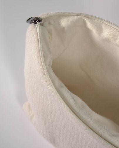Nécessaire Breisa 100% algodão (GOTS) bege