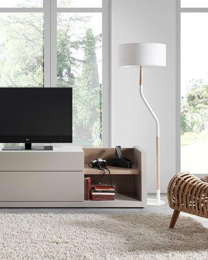 Mobile TV DE 170 x 52 cm bianco