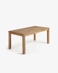 Isbel uitschuifbare tafel 120 (200) x 75 cm