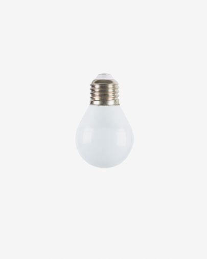 Bombeta LED Bulb E27 de 3W i 45 mm llum neutra