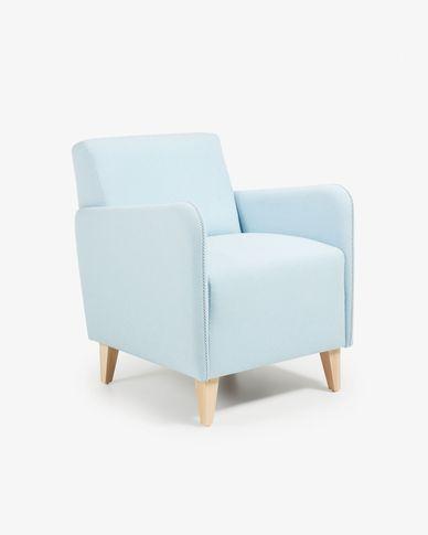 Fauteuil Arck bleu