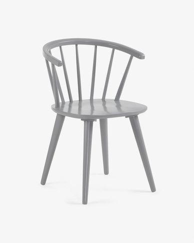 Chaise Trise gris