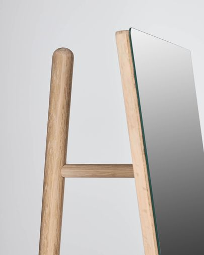 Specchio appendiabiti Keisy 45 x 160 cm