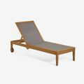 Loungers and deck chairs