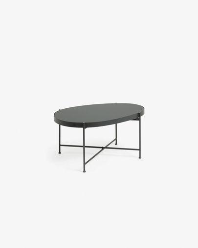 Black Marlet coffee table 82 x 55 cm
