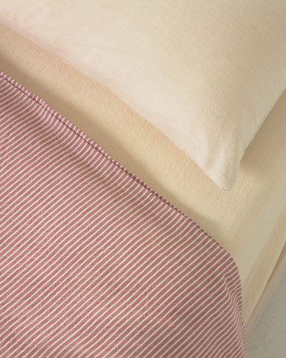 Giorgii duvet cover, sheet & pillowcase set in organic GOTS-certified cotton 70 x 140 cm