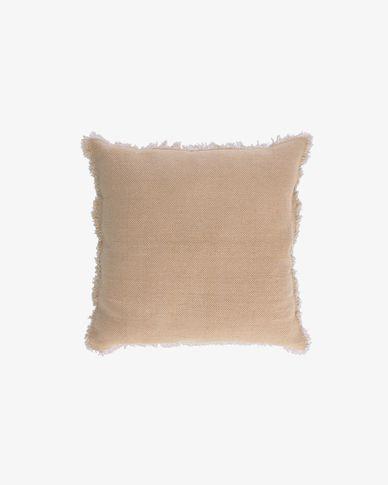 Fodera per cuscino Camily 45 x 45 cm salmone