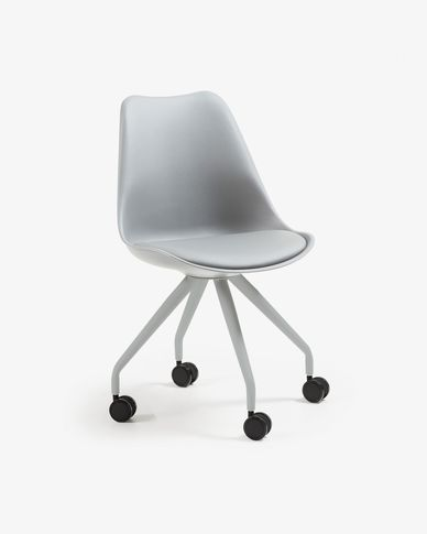 Sedia da ufficio Ralf grigio