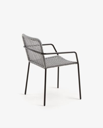 Light grey Ellen chair