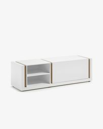 Mobile TV DE 140 x 42 cm bianco