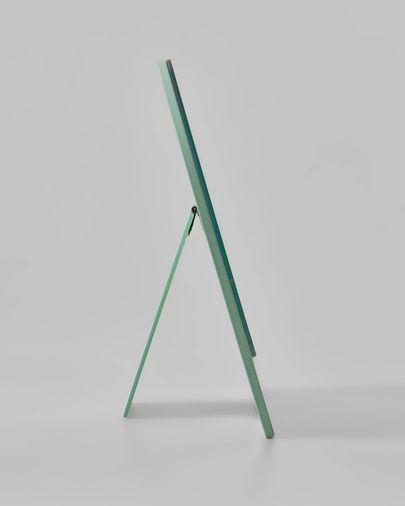 Mirall Mica 17 x 20 cm verd