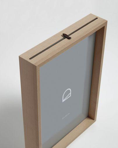 Flavina dunkler Bilderrahmen 22 x 31 cm