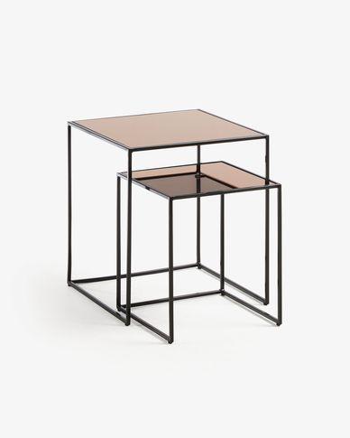 Set Sute di 2 tavolini