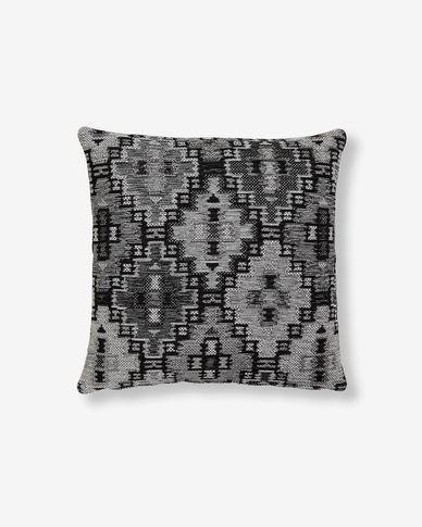 Fodera cuscino Nazca 45 x 45 cm grigio scuro