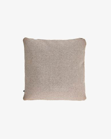 Noa beige cushion cover 45 x 45 cm