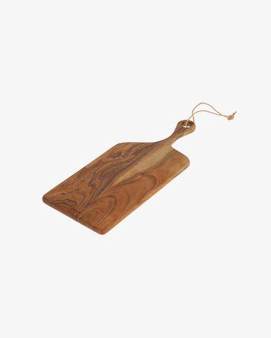 Taula de servir Salina fusta massissa acàcia