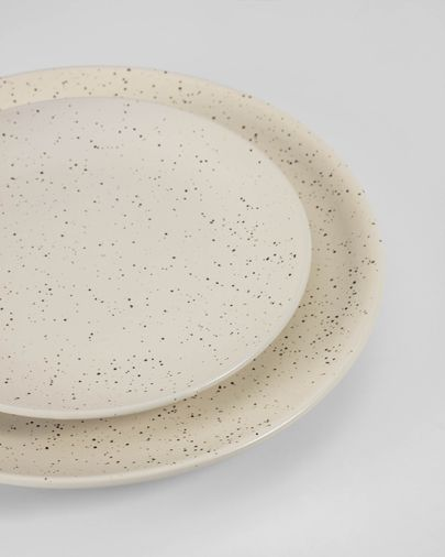 Aratani white flat plate