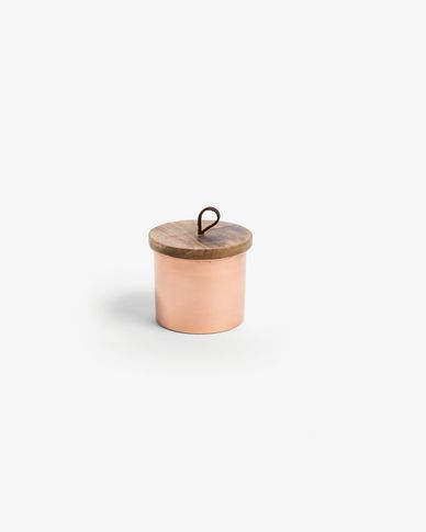 Box Cassy copper