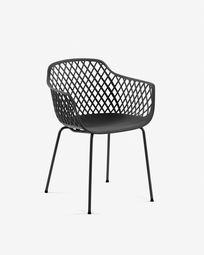 Cadeira Quinn cinzento
